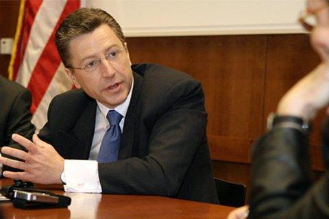 Волкер и Сурков не пришли к единой позиции по Украине