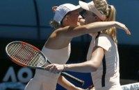 Свитолина впервые в карьере вышла в 1/8 финала AusOpen, обыграв Костюк