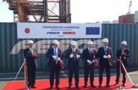Между Европой и Японией впервые запустили поезд