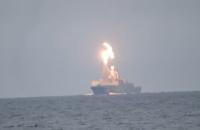 Росія випробувала гіперзвукову крилату ракету