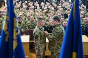 В войне на Донбассе приняли участие 60 тыс. военных