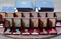 МВД наградило 55 лучших сотрудников