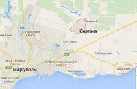 Силы АТО отбили атаку боевиков в районе Широкино, - Минобороны