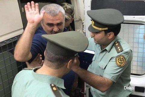 Азербайджанский корреспондент приговорен к 6-ти годам законтрабанду