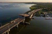 """В Николаеве """"саморазвелся"""" Ингульский мост"""