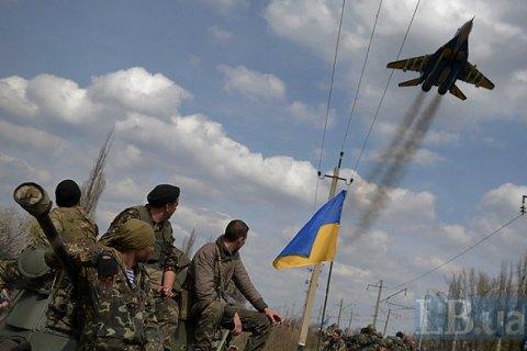 Силы ООС провели тренировки противовоздушной обороны