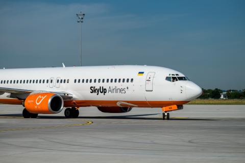 В Одеському аеропорту відкрили нову злітно-посадкову смугу