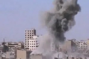 Жертвами авианалета в Сирии стали 60 мирных жителей