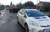 С начала запуска полиции разбито 1,3 тыс. служебных автомобилей
