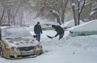 В субботу в Киеве похолодает до -11 градусов