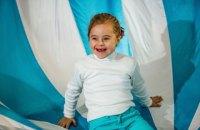 В Киеве прошел фестиваль для детей с синдромом Дауна