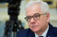 """Польща вважає """"Північний потік-2"""" суттєвою загрозою для миру і безпеки в Європі"""
