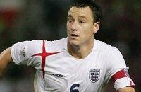 Ключовий захисник англійців не зіграє з Україною