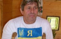 Голодовка у дома Ющенко окончилась для его однопартийца госпитализацией
