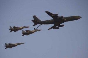 Российские истребители дважды пересекли воздушную границу Украины