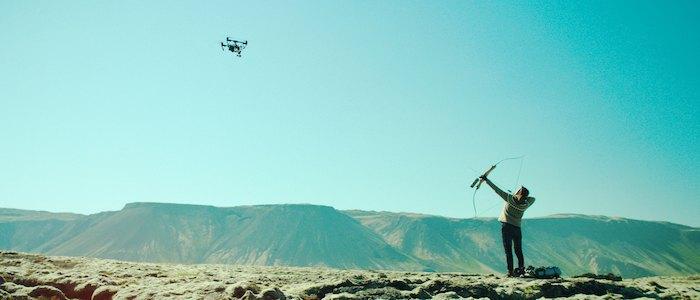 Кадр из фильма Женщина на войне