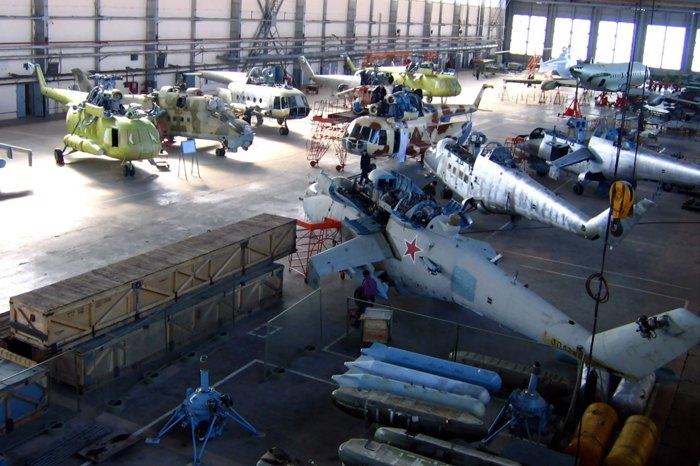 Оршанский авиаремонтный завод