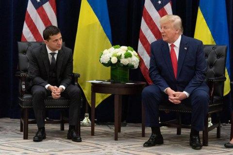 Суд США обязал Госдеп обнародовать детали разговора Трампа с Зеленским