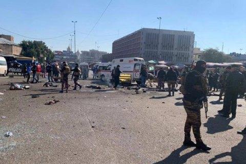 """""""Ісламська держава"""" взяла відповідальність за подвійний теракт у Багдаді"""
