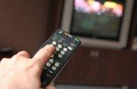 Украинские телеканалы перевыполняют языковые квоты