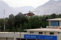 """""""Талібан"""" в Пакистані взяв на себе відповідальність за аварію Мі-17 з дипломатами"""