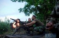 День на Донбасі пройшов без втрат серед українських військових