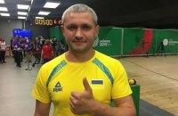 Украина завоевала седьмую медаль на Европейских играх