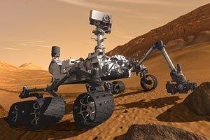 Curiosity знайшов на Марсі земний ґрунт