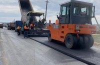 На дорозі до курортного Очакова почалися ремонтні роботи
