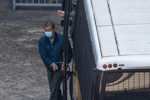Гонконгский медиамагнат Джимми Лай получил второй тюремный срок за протесты 2019 года