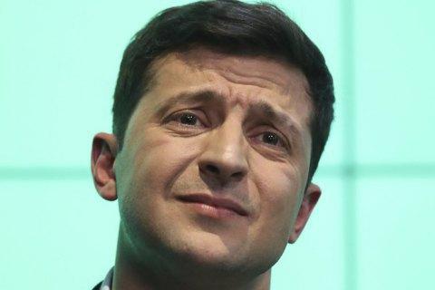 Зеленський звинуватив ЦВК у затягуванні оголошення результатів виборів, щоб він не зміг розпустити Раду (оновлено)