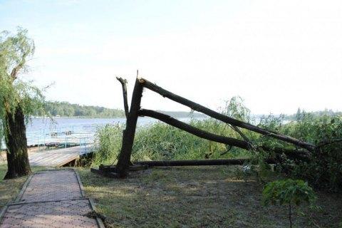 Жертвами ураганів у Польщі стали шестеро осіб