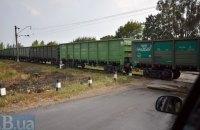 У Бориспільському районі вантажний потяг збив чоловіка