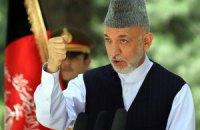 Хамид Карзай осудил талибов за убийство афганцев