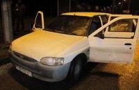 У Харкові невідомі в масках зупинили автомобіль і відібрали у водія $30 тис.