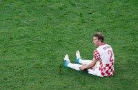 УЕФА наказала сборную Хорватии за расизм болельщиков