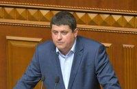 Бурбак призвал депутатов обсуждать бюджет в ВР, а не на ток-шоу