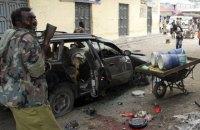 В Сомали группа военных подорвались на фугасе