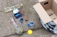 """Поліція знешкодила вибуховий пристрій, знайдений у рейсовому автобусі """"Київ-Ізмаїл"""""""