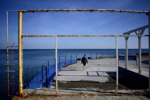 Окупанти попередили про обмеження водопостачання на півдні Криму