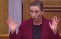 Премьер-министр Дании рассмешила парламент рассказом о дружбе слона и верблюда