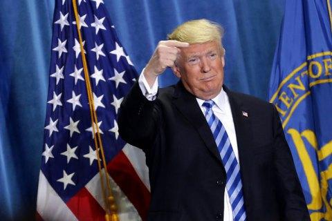 Трамп відмовився від участі в Давоському форумі