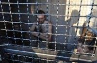 Пресс-центр АТО показал плененных у Лисичанска террористов из РФ