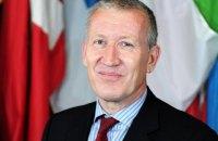 Британец Этерингтон вступил в должность замглавы миссии ОБСЕ в Украине