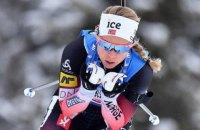 Екгофф виграла спринт в Обергофі, українські біатлоністки не потрапили в топ-20