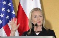 Клінтон покладає великі надії на зустріч щодо сирійської ситуації