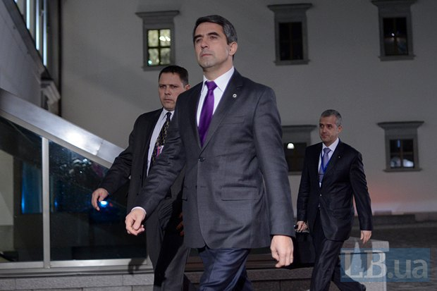Президент Болгарии Росен Плевнелиев