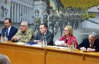 Денисова будет добиваться встречи с военнопленными моряками в Москве