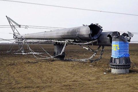 В Крыму пропало электричество (обновляется)