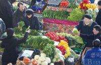Торгові місця на Бессарабському ринку в Києві здаватимуть через Prozorro